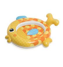 Надувной <b>бассейн Intex</b> Рыбка, артикул: <b>57111</b> - купить в Дочки ...