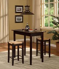 three piece dining set: tavern  piece counter dining set magnifier middot room view of counter set magnifier