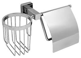 <b>Держатель туалетной бумаги Wasserkraft</b> Lippe K-6559 с ...