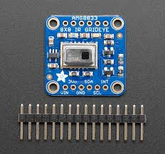 Adafruit <b>AMG8833 IR Thermal Camera</b> Breakout Philippines ...