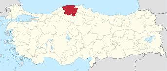 Image result for kastamonu haritası