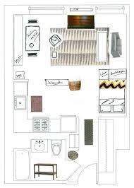 studio apartment furniture. 5 Studio Apartment Layouts That Work Furniture A