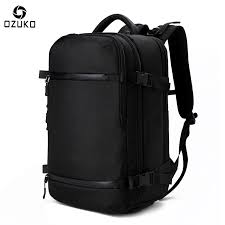 <b>2018 New</b> Multi functional <b>Men's Backpack</b> 17.3Inch Business ...
