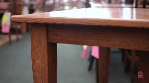 Hardwood Dining Room Table Amish Dining Table American Solid Wood Gray Basalt Stone Bathroom