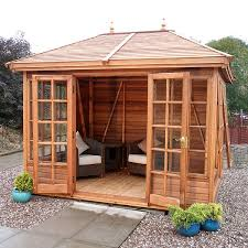 The Hanley   Malvern Garden Buildings   Malvern Collection and    The Hanley   Malvern Garden Buildings   Malvern Collection and Breezehouse   Pinterest   Roofing Options  Garden Office and Building