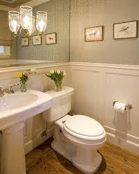 idea small bathroom wall ideas