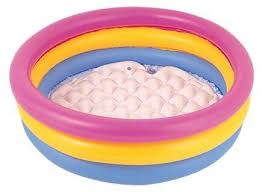 <b>Надувной</b> детский <b>бассейн</b> Bestway круглый <b>Summer</b> Set <b>Pool</b> ...