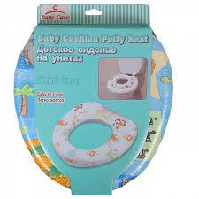 Купить <b>Накладка на унитаз Baby</b> Care РМ 258, D26, (синий) в ...