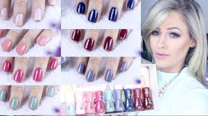 <b>ESSENCE</b> : THE <b>GEL</b> POLISH   Review and Full Swatches! - YouTube