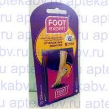 <b>FOOT EXPERT ПЛАСТЫРЬ ГИДРОКОЛЛОИДНЫЙ</b> 44ММX69ММ ...