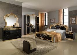 black gold bedroom decor