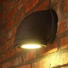 Retro <b>Loft Style</b> Industrial Vintage LED <b>Wall Light</b> Fixtures Antique ...