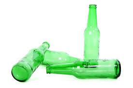 ...prázdné lahve