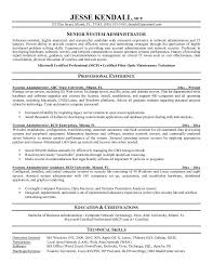 resume examples  systems administrator sample resume  systems        resume examples  systems administrator sample resume with professional experience as systems administrator  systems administrator