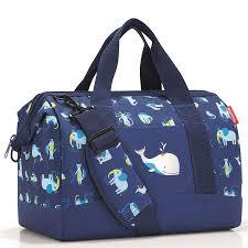 <b>Сумка</b> детская <b>Reisenthel Allrounder M</b> ABC friends blue — купить ...