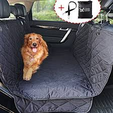 2019 waterproof pet dog car door cover fit all vehicles protector non slip durable new