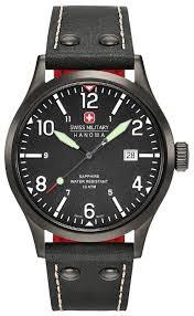 Наручные <b>часы Swiss Military Hanowa</b> 06-4280.13.007.07 ...