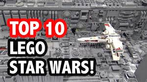 Top 10 Epic <b>LEGO Star Wars</b> Creations! - YouTube