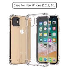 Apple iPhone 11/11 Pro/11 Pro Max <b>Airbag shockproof Clear TPU</b> ...