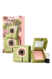 Buy <b>Benefit Pretty Pink Pair</b> Dandelion Blush & Brightening Powder ...