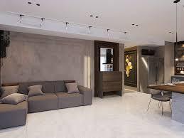 Квартира в современном стиле с элементами классики, ЖК ...