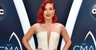 Sharna Burgess Says She Is 'Excited' To Have Time Off From 'DWTS ...