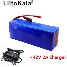 <b>Liitokala 36V 10AH</b> bike electric car battery scooter high capacity ...