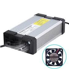 XINMORE 54.6V 8A 7A Lithium Battery Charger for 48V Li ion ...
