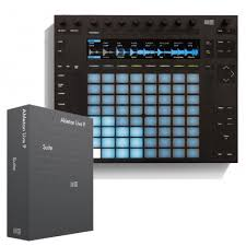 <b>MIDI</b>-<b>контроллер Ableton Push 2</b> + Suite Bundle