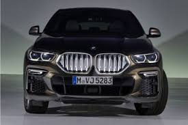 Новый BMW X6 получил <b>решетку радиатора с подсветкой</b>