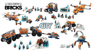Lego <b>City Arctic</b> Compilation of All <b>Sets</b> - YouTube