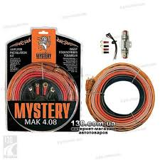 <b>Mystery MAK</b>-<b>4.08</b> — buy installation kit for a four-channel amplifier