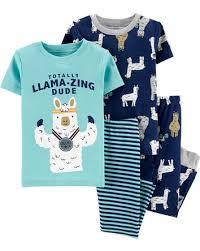 <b>Baby</b> Boy Pajamas | Carter's | Free Shipping