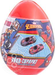 Купить <b>Игрушка Autogrand Машина</b> в яйце в ассортименте с ...