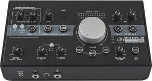 <b>Аудиоинтерфейс Mackie Big Knob</b> Studio USB, Мэки в Москве ...
