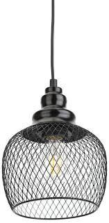 Купить <b>Светильник Эра PL8</b> BK <b>подвесной</b> 60Вт черный ...
