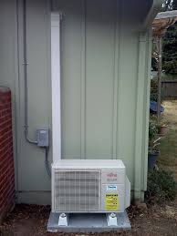 Mitsubishi Ductless Heat Pump Ductless Heat Is Affordable Pacific Air Comfort