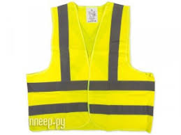 Купить <b>Жилет</b> Arnezi Сигнальный, <b>светоотражающий</b> Yellow ...