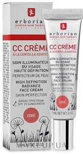 "<b>Erborian</b> Eau Ginseng <b>CC Cream</b> Dore - <b>CC</b>-<b>крем</b> ""<b>Совершенное</b> ..."