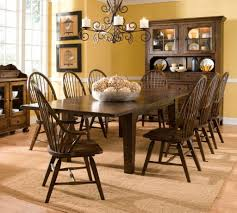 Dining Room Table And 8 Chairs Stylish Dining Room Chandelier Ideas Furniture Small Rustic