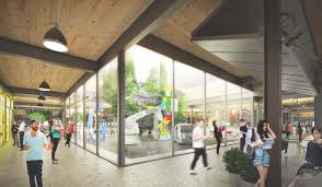 googles renderings for an expanded campus first spotted by the silicon valley business journal come at a time when fast growing technology companies are amazon office space