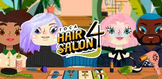 Toca Hair <b>Salon</b> 4 - Apps on Google Play