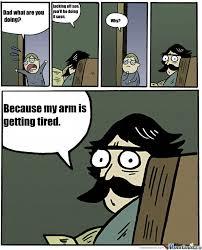 Troll Dad Jacking Off by patrollin - Meme Center via Relatably.com