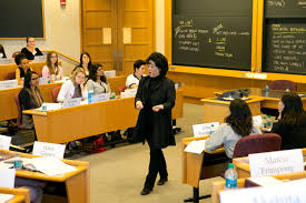 a peek is all it takes hbs s innovative initiative to woo women hbs peek