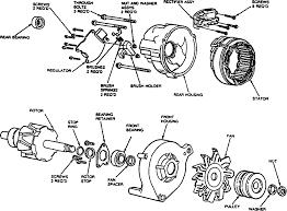 alternator wiring diagram parts alternator image alternator wire diagram wirdig on alternator wiring diagram parts