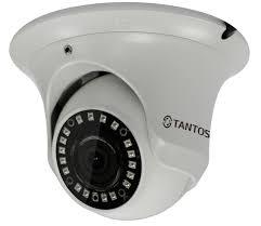 <b>IP</b> камеры <b>купольные</b> | Tantos