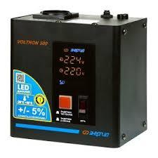 <b>Стабилизатор</b> напряжения <b>Энергия Voltron 500</b> (HP)
