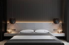 Two <b>Black</b> and <b>Gray</b> Homes with Chic Simplicity