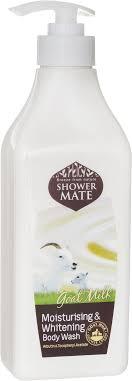 <b>Shower Mate Гель</b> для <b>душа</b> Увлажняющий с козьим молоком, 550г