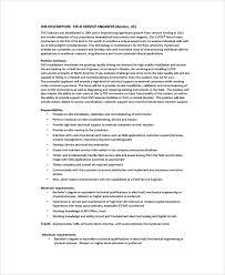 sample biomedical engineer resume     free documents download in    biomedical field service engineer resume
